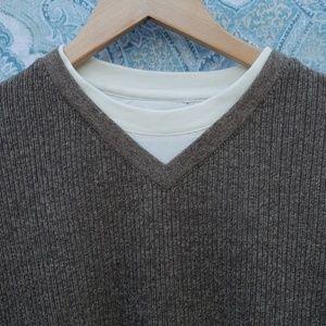 Haggar Shirts - HAGGAR MENS VNECK W/COLLAR NWT  *512